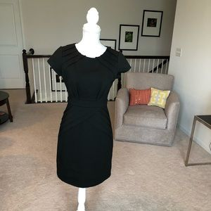 Dresses & Skirts - Black Fitted Stretch Dress